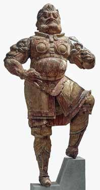 Lokopala (guardian figure), ca.