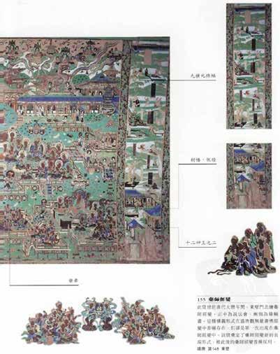 beings, and the feeding of monks, which consisted the main iconography of the Medicine Buddha tableau (Dunhuang yanjiuyuan 2001-2002, [Vol. 6], p. 128; Shi 1998).