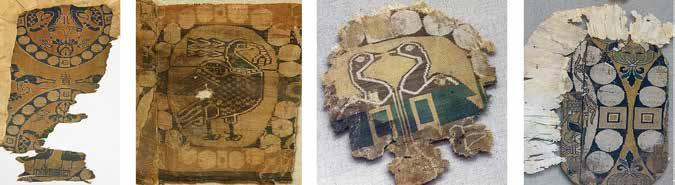 Sino-Iranian Textile Patterns in Trans-Himalayan Areas Mariachiara Gasparini Santa Clara University, California Between the 7 th and 14 th centuries, a recognized Central Asian textile iconography