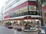 ONEZONE s principal business is FOOTPARK, a specialty shoe retailing chain with a total of 330 stores throughout Japan.