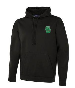 SPRUCE GROVE HOCKEY APPAREL ADULT/YOUTH (SMOOTH FEEL)ww GAME DAY FLEECE HOODED SWEATSHIRT $25.00 $28.00 9.