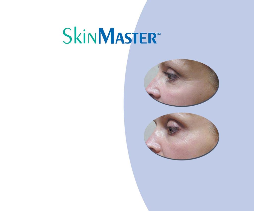 Introducing... SkinMaster performs multiple therapies for total facial care.