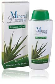 8 oz) Mineral Line ALOE VERA Black Mud Shampoo is an exceptional formula based on genuine black mud taken from the depths of the Dead Sea, and combined with Aloe Vera extract, that fortifies and