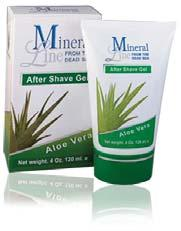 2 oz) Mineral Line ALOE VERA Deep Cleansing Gel, created from the most concentrated minerals taken from the Dead Sea and enriched with Nature s most amazing Aloe Vera extract, is a perfectly well
