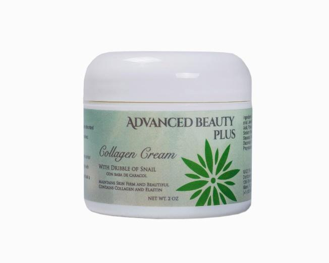 Contains collagen and elastin. For everyday use.