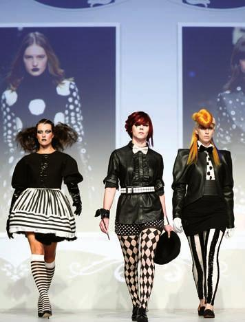Not to mention workshops in Paris, European congresses and national events showcasing the latest hair fashion news and