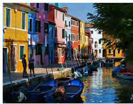 TRAVEL/PAINTING OPPORTUNITIES Debi Crawford is leading a trip to Venice, Italy, September 6-17, 2012.