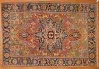 Malayer gallery rug, approx 55 x 98 Persia, circa 1930 Est