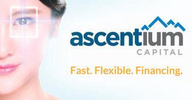 Ascentium Capital Financing Ascentium Capital is a direct lender that specializes in providing equipment financing and leasing to businesses in the healthcare industry.