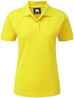 placket, with matching pearlised buttons Triple stitched on all main seams for ultimate strength Matching ladies available 1160-10 Fabric: 50% Polyester /