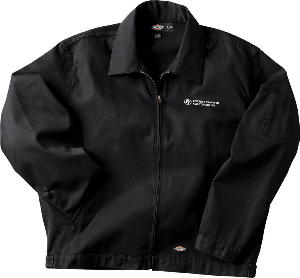 Men s/unisex DICKIES OCCUPATIONAL EISENHOWER CLASSIC UNLINED JACKET / ITEM #ET-940 This 7.5 oz.