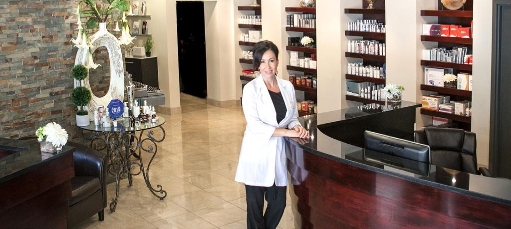 Balance Jennifer Sanneman at her award-winning skin care clinic Tighten and restore your skin s natural balance Expertly-crafted with a blend of astringent herbal extracts along with Witch-Hazel