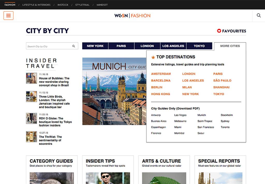 destinations of the most visited and inspirational cities here. Extensive listings, travel guides and mapping tools.