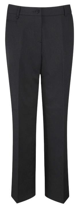 Min. Order : 5,000 units/color Classic smart cut Trouser. 65% Polyester 35% Wool. Single pleat.