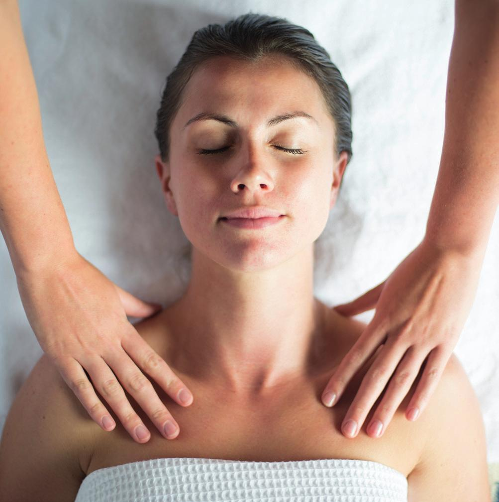 nurture selection A special choice of treatments that can be enjoyed both pre and postnatal.