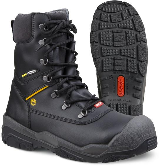 Boa lace boot Art. 74693CD S3 For outdoor and indoor use, construction, oil and gas etc.