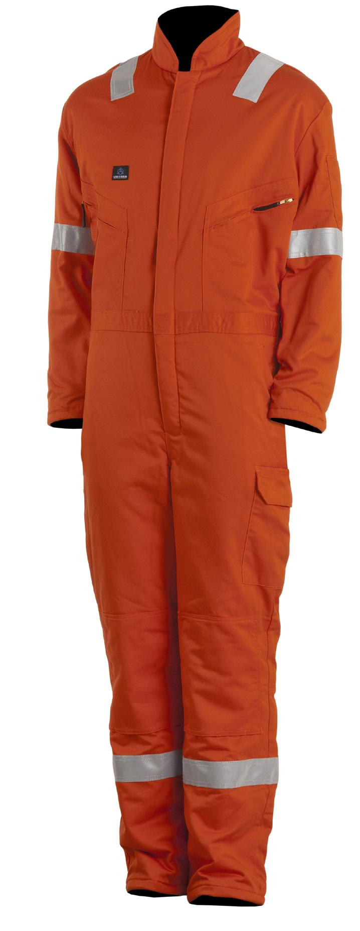 Offshore FR lined coverall Art.