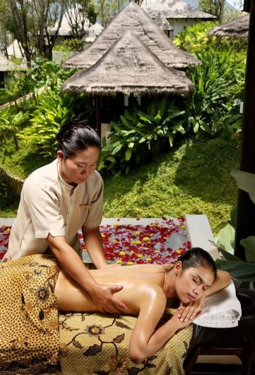 This massage originates from the time of Buddha.