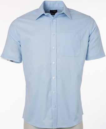 shirt made of easy care mixed fabrics Oxford quality with easy care finish