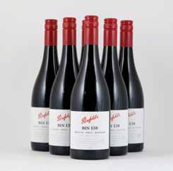 $300-400 W136 1 bottle Penfolds Grange Bin 95, 1996 (middle neck) $300-400 W137 1 bottle Penfolds Coonawarra Bin 128, 1996 (low neck, label very badly damaged) W138 3 bottles Penfolds Bin 389 Cab