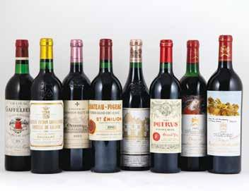 W45 1 bottle Ch. Lafite Rothschild Pauillac 2005 (middle neck) $600-900 W46 1 bottle Ch. Lafite Rothschild Pauillac 2005 (low neck) $600-900 W47 1 bottle Ch.