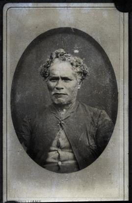 William Revell also gave evidence to support Tuangau s defence. Revell arrived on the West Coast with something of a reputation for courage and a determination to uphold the law.
