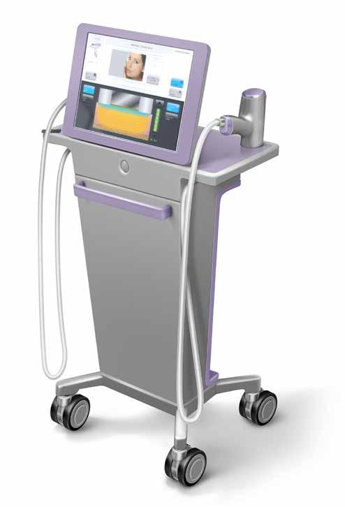 Bringing Physician Endorsed Technology to the Professional Beauty Market Intelligent feedback system provides real time information regarding skin condition, skin moisture