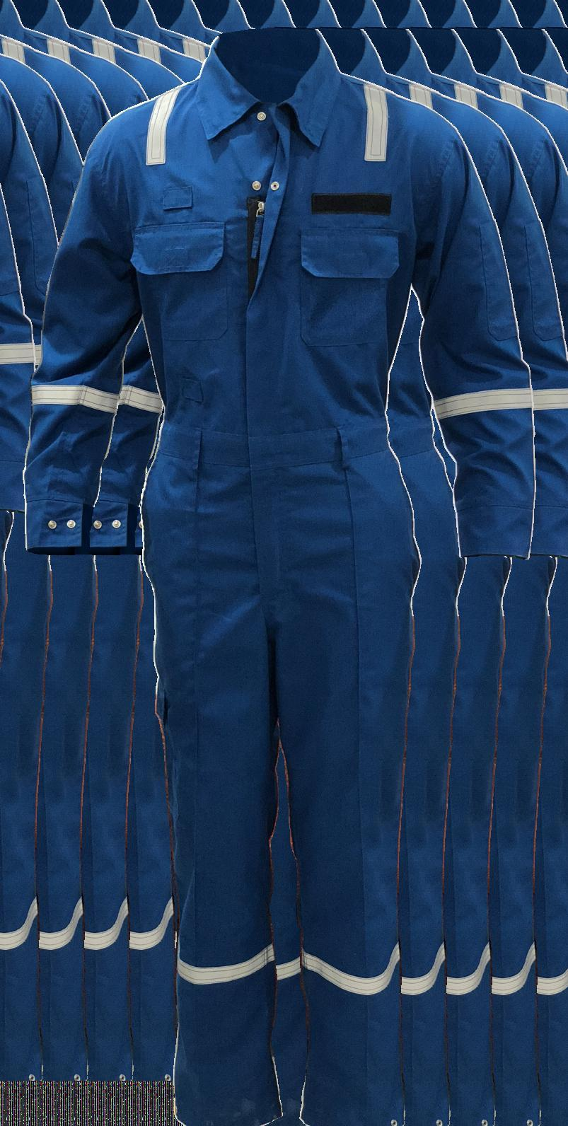 Coverall Overall Dangree BoilerSuit Hanger Loop Flat Safety