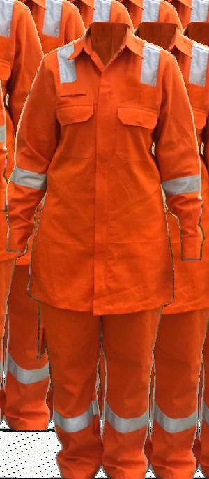 Designs as Per RFQ Anthem PPE Clothing, are Engineered