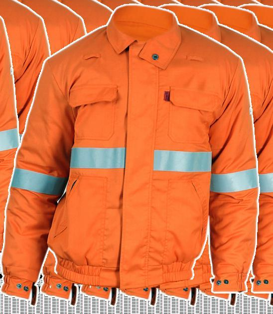 In Anthem PPE Clothing, are Engineered for Safety, Comfort &