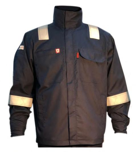 SECURED Designs as Per RFQ Insulated Winter Jackets Triple Layer