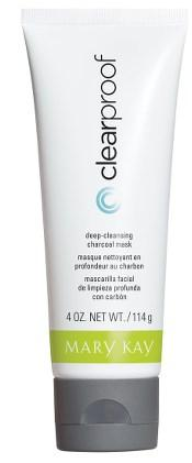 Clearproof Charcoal Mask $24 Microdermabrasion
