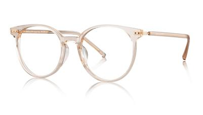 BJ3025 A continuation of the classic Bolon design. Lightweight acetate frame. Chic and stylish.