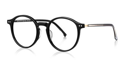 BJ3026 Lightweight acetate frame. Retro vintage style. Greater comfort.