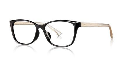 BJ5000 Lightweight TR frame. Eiffel-inspired temple design. Classic minimalist style.