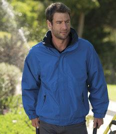 RG045 Regatta Dover Waterproof Insulated Jacket Hydrafort windproof and waterproof polyester fabric. Thermo-Guard insulation. 250 series anti-pill Symmetry fleece lining. Polyamide sleeve lining.
