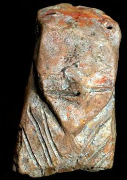MORTUARY PRACTICES AND RITUAL GRAVE TO CONSECRATE A NOVEL ANCESTOR 223 One has to contemplate the possibility that this statuette was not a magic-religious paraphernalia utilized by the remarkable