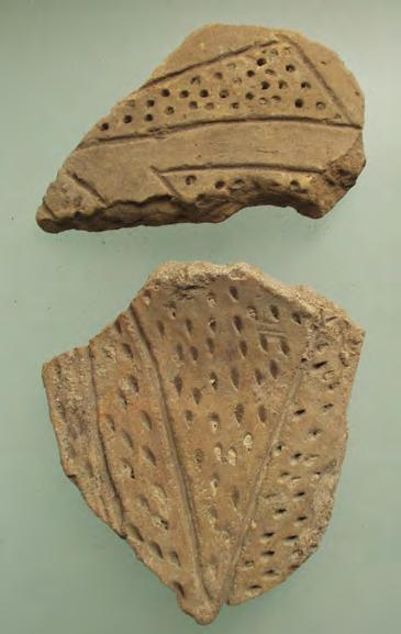 V (as provenance is mentioned only Tărtăria) there are two ceramic fragments with a Turdaș paste and decoration (fig. IV.