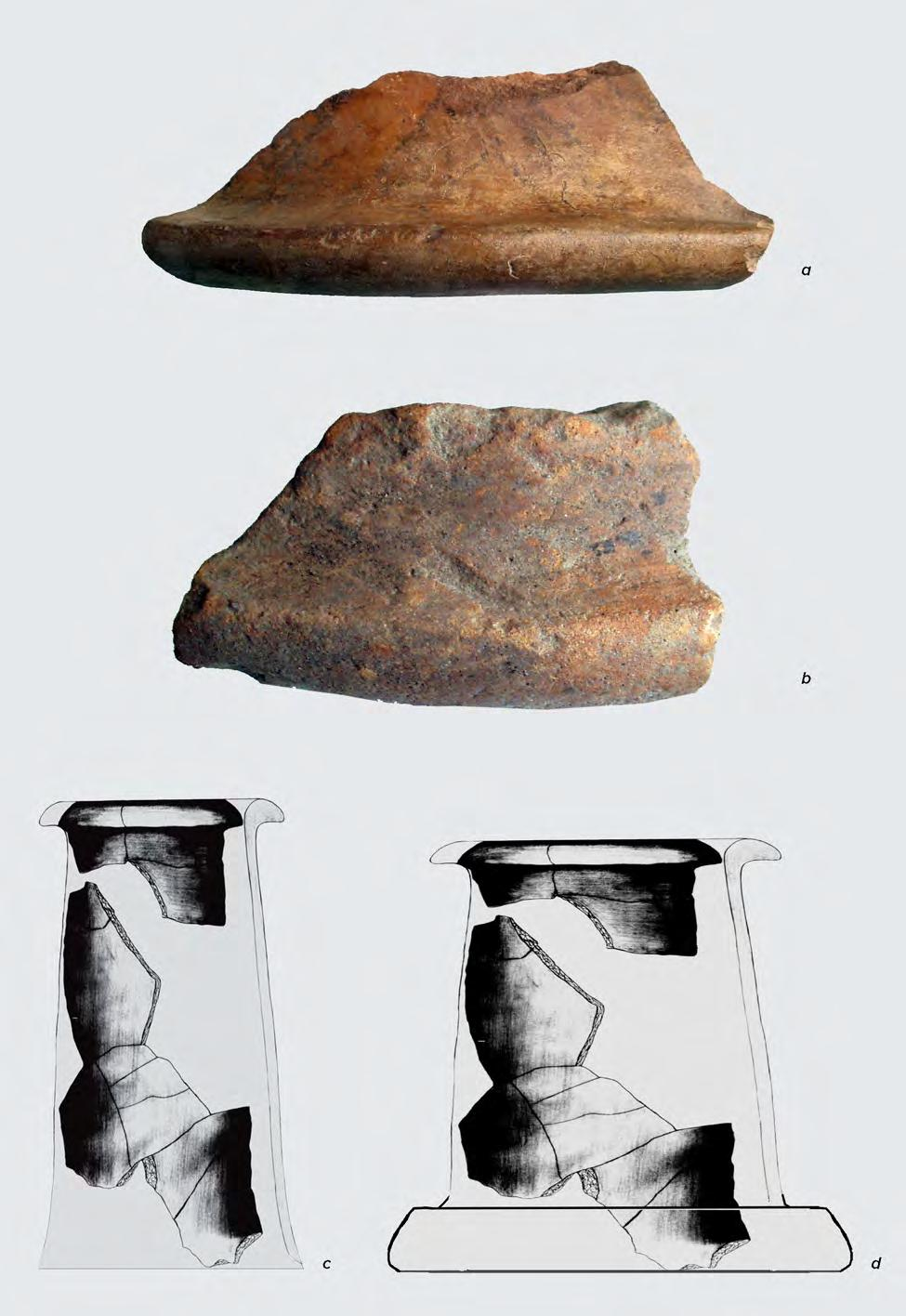 THE STUDY AND EVOLUTION OF TĂRTĂRIA POTTERY 91 Fig. IV.45.