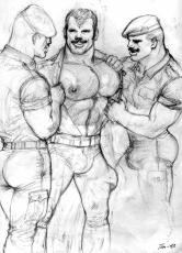 The Tom of Finland Foundation AUTUMN 2003 the timelessness of tom It fascinates me to observe contemporary culture and note how vital the work of Tom of Finland remains within that culture.