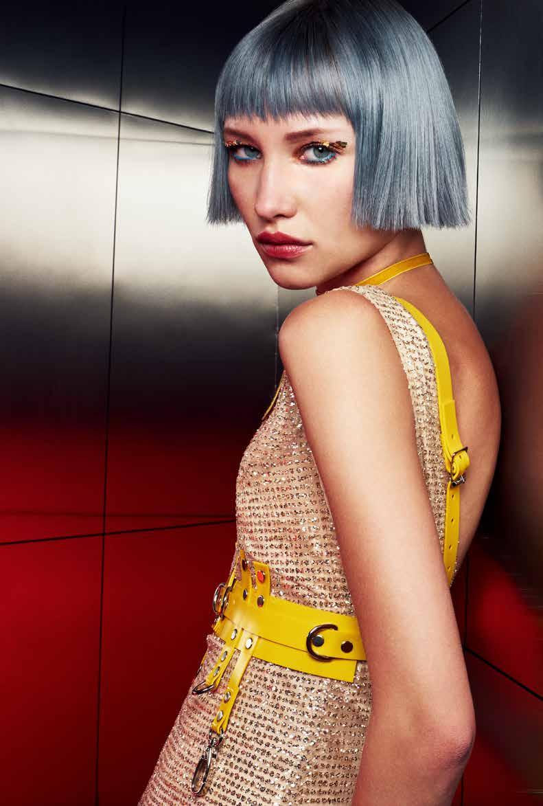 On-trend cutting techniques to push your creative work In-depth knowledge of TIGI terminology and methodology Confidence to create the perfect finish with correct product usage New styling and