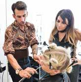 RUN IN CONJUNCTION WITH CREATIVE CUTTING Across the globe, the TIGI Education