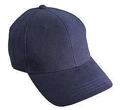 boys /men s Washed High Profile Twill Cap Washed Baseball Cap classic navy Logo #0652155K is optional For logo #0652155K add $5.50 per item 220020-BQ3 One Size $9.