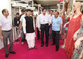India International Garment Fair Gets encouraging response at new venue The 59th edition of India International Garment Fair (IIGF) was held at Gandhinagar in Gujarat from 29th June -2nd July, 2017.