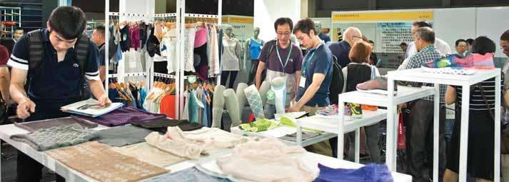 YiwuTex 2017 focuses on Smart Textile Production The 18th China Yiwu International Exhibition on Textile Machinery (YiwuTex 2017) successfully concluded on June 15, 2017 at Yiwu International Expo