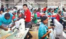 Chinese, Korean apparel makers to open plants in Ethiopia Apparel manufacturers from China, South Korea, India and other countries are lured to open new plants in the continent's second most populous