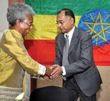 Ethiopian industry Minister keen to promote trade Ethiopia is one of Africa s fastest growing economies and one of the region s most attractive destinations for foreign investment which aims to