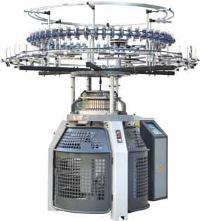 LKM Circular knitting machine Golden Falcon has a vision to deliver best of its kind technology from China and Korea since 2003.