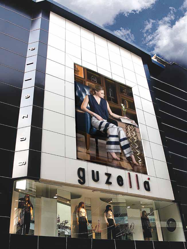 HISTORY & PHILOSOPHY The fashion line of beauty The story of guzella is a love story. It s a story that women, across the world, can relate to.