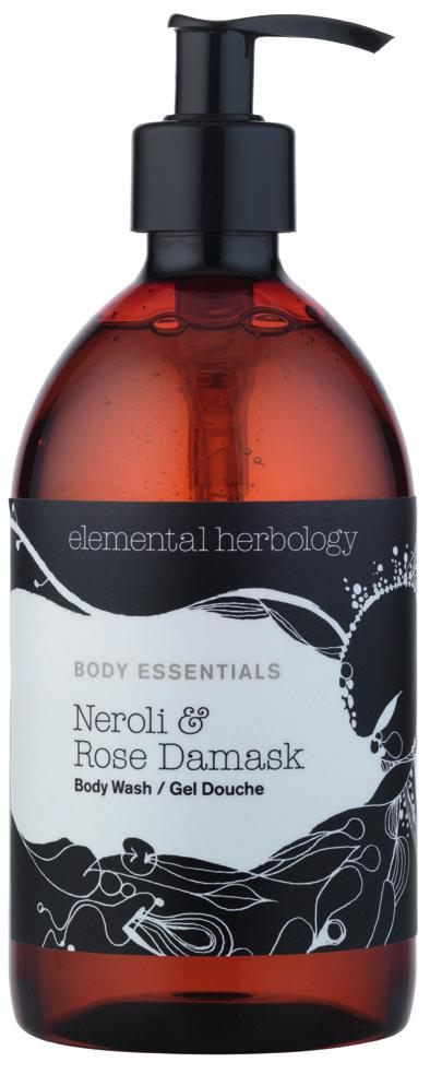 Body Essentials Nourishing